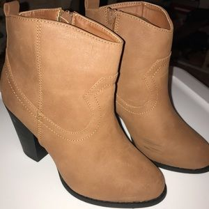Shoes - Cowboy Booties